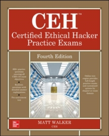 Image for CEH Certified Ethical Hacker Practice Exams, Fourth Edition
