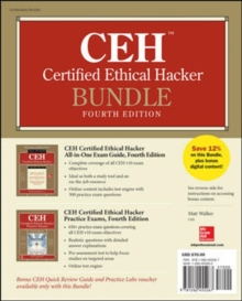 Image for CEH Certified Ethical Hacker Bundle, Fourth Edition