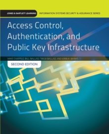 Image for Access control, authentication, and public key infrastructure