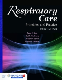 Image for Respiratory Care: Principles And Practice
