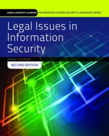 Image for Legal Issues In Information Security