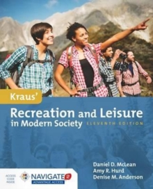 Image for Kraus' Recreation & Leisure In Modern Society