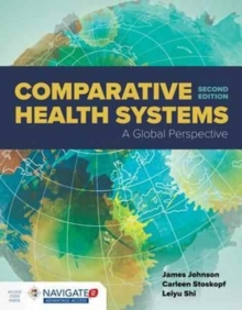 Image for Comparative health systems  : a global perspective