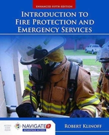 Image for Introduction To Fire Protection And Emergency Services