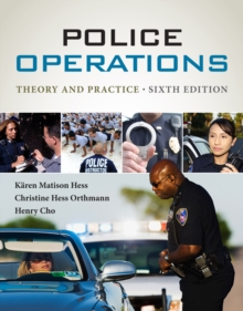 Image for Police operations  : theory and practice