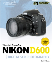 Image for David Busch's Nikon D600 Guide to Digital SLR Photography