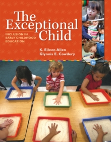 Image for The exceptional child  : inclusion in early childhood education
