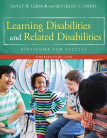 Image for Learning disabilities and related disabilities  : strategies for success