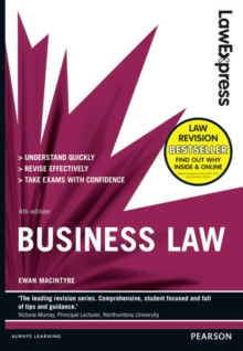 Business law - MacIntyre, Ewan