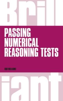 Brilliant passing numerical reasoning tests - Williams, Rob