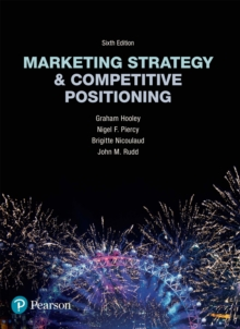 Image for Marketing Strategy and Competitive Positioning