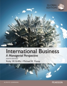 Image for International business  : a managerial perspective