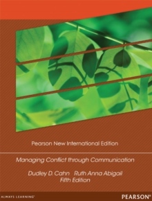 Image for Managing conflict through communication