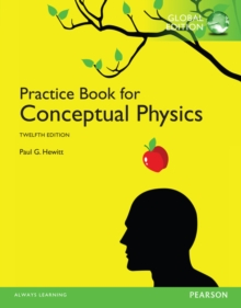 Image for The practice book for Conceptual physics, global edition