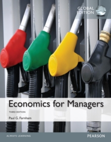 Image for Economics for managers
