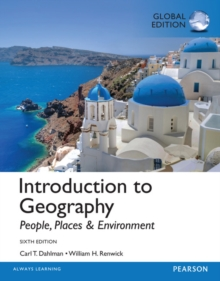 Image for Introduction to geography  : people, places & environment