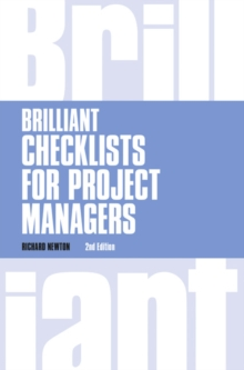 Image for Brilliant checklists for project managers
