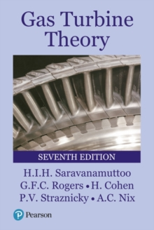 Image for Gas turbine theory