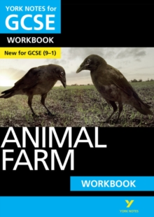 Animal Farm: York Notes for GCSE (9-1) Workbook - Grant, David