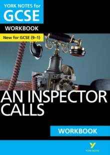 An Inspector Calls: York Notes for GCSE (9-1) Workbook - Green, Mary