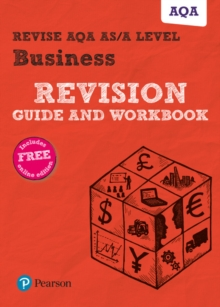 Revise AQA A level business: Revision guide and workbook - Redfern, Andrew