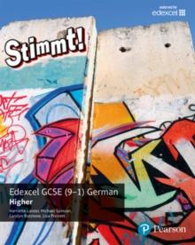Image for Edexcel GCSE GermanHigher,: Student book