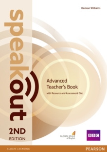 Image for Speakout Advanced 2nd Edition Teacher's Guide with Resource & Assessment Disc Pack