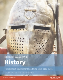 The reigns of King Richard I and King John, 1189-1216: Student book