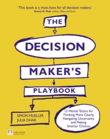 The decision maker's playbook - Mueller, Simon