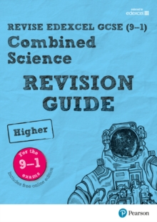 Image for Combined scienceHigher,: Revision guide
