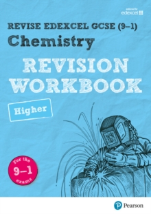 Revise Edexcel GCSE (9-1) Chemistry Higher Revision Workbook : for the 9-1 exams