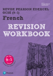 Image for French  : for the 9-1 exams: Revision workbook