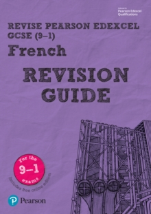 Image for Revise Edexcel GCSE (9-1) French: Revision guide