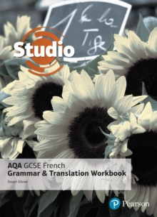 Image for Studio AQA GCSE French Grammar and Translation Workbook