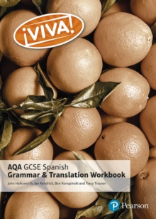 Image for Grammar and translation workbook