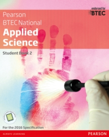 BTEC level 3 Nationals applied science.: (Student book 2) - Annets, Frances