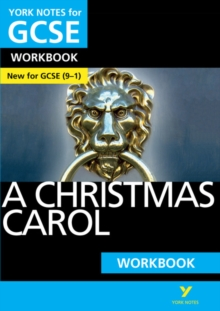 A Christmas Carol: York Notes for GCSE (9-1) Workbook - Kemp, Beth