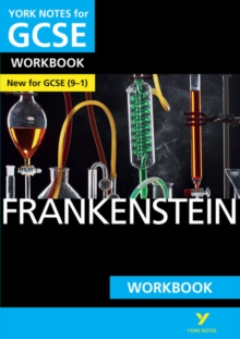 Frankenstein: York Notes for GCSE (9-1) Workbook - Chaplin, Susan