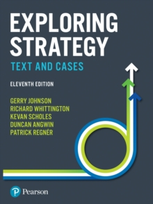 Image for Exploring Strategy: Text and Cases