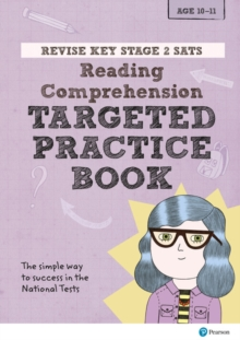 Image for Revise Key Stage 2 SATs English - Reading Comprehension - Targeted Practice