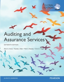Image for Auditing and assurance services  : an integrated approach