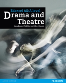 Image for Edexcel AS and A level Drama and Theatre Student Book