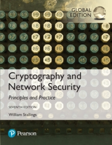Image for Cryptography and network security  : principles and practice