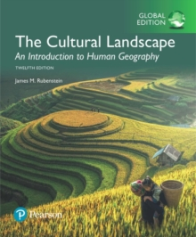 Image for The cultural landscape  : an introduction to human geography