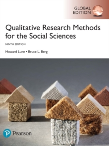 Image for Qualitative research methods for the social sciences