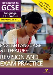 Image for English language and literature: Revision and exam practice