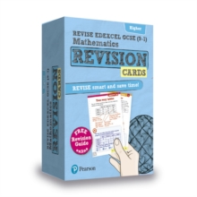 REVISE Edexcel GCSE (9-1) Mathematics Higher Revision Cards : includes FREE online Revision Guide - Smith, Harry