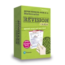 REVISE Edexcel GCSE (9-1) Mathematics Foundation Revision Cards : includes FREE online Revision Guide - Smith, Harry