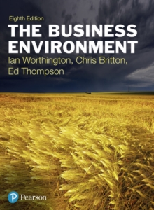 Image for The business environment  : a global perspective