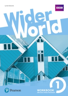 Image for Wider World 1 Workbook with Extra Online Homework Pack
